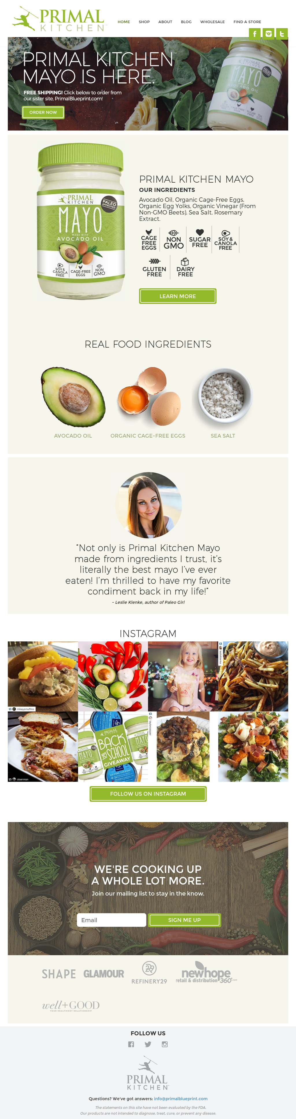 Primal Kitchen Competitors, Revenue and Employees - Owler Company ...