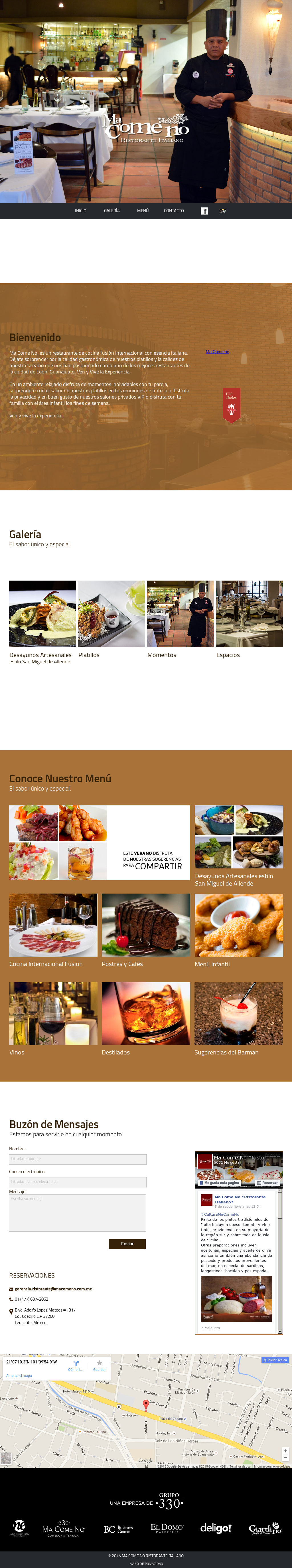 Ma Come No Ristorante Italiano Competitors Revenue And