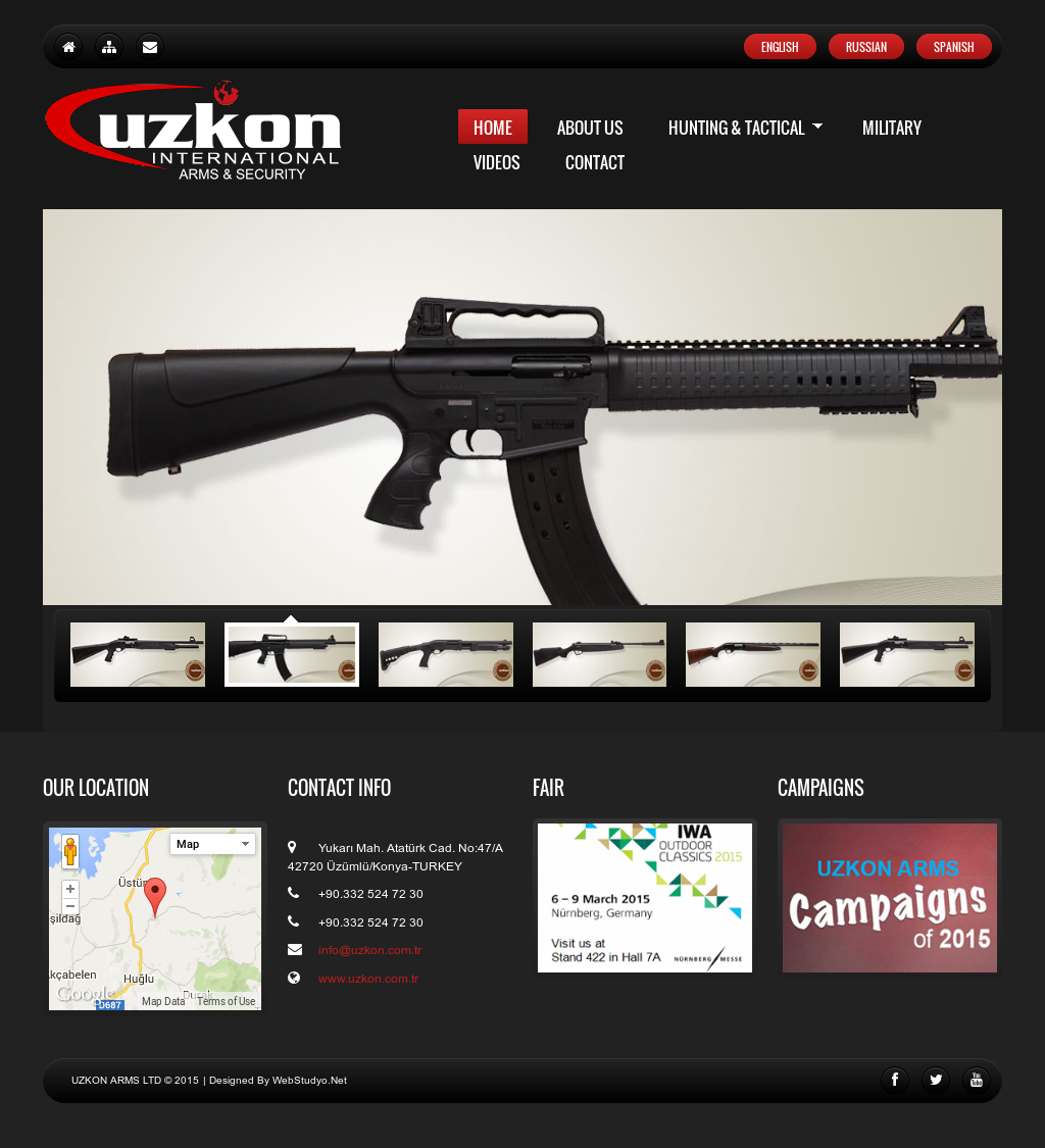 Uzkon Arms Competitors, Revenue and Employees - Owler Company Profile