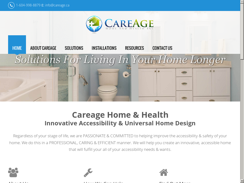 Careage Home And Health Competitors, Revenue and Employees