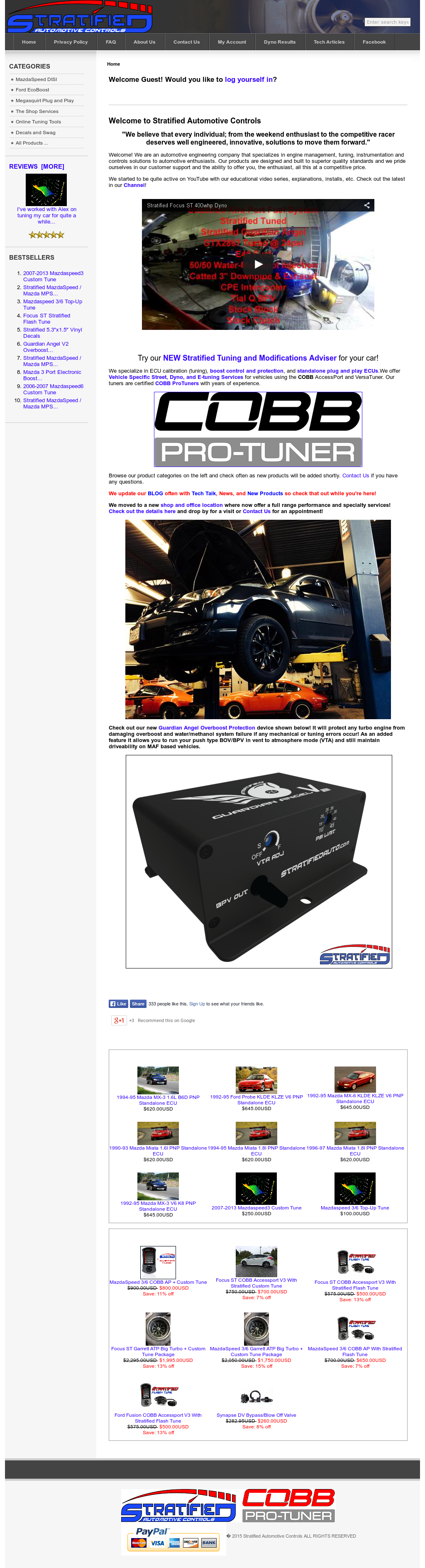 Stratified Automotive Controls Competitors, Revenue and
