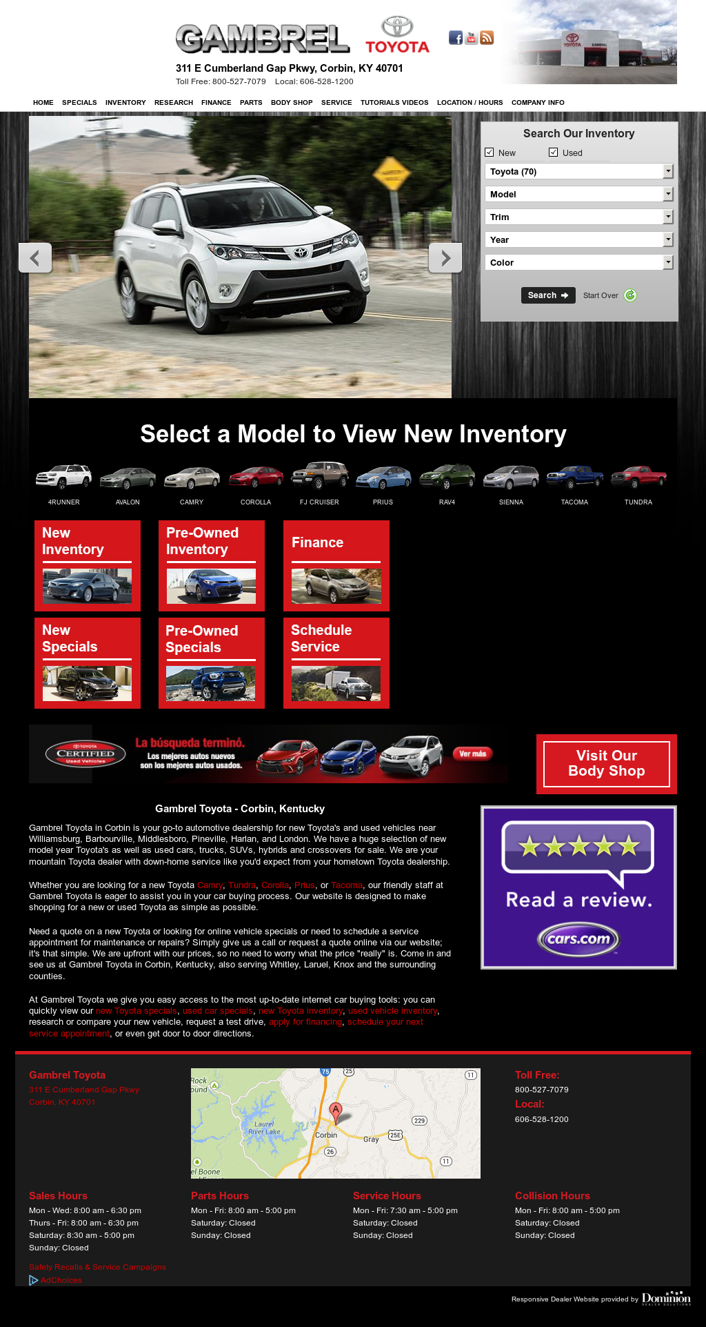 Awesome Gambrel Toyota Competitors, Revenue And Employees   Owler Company Profile