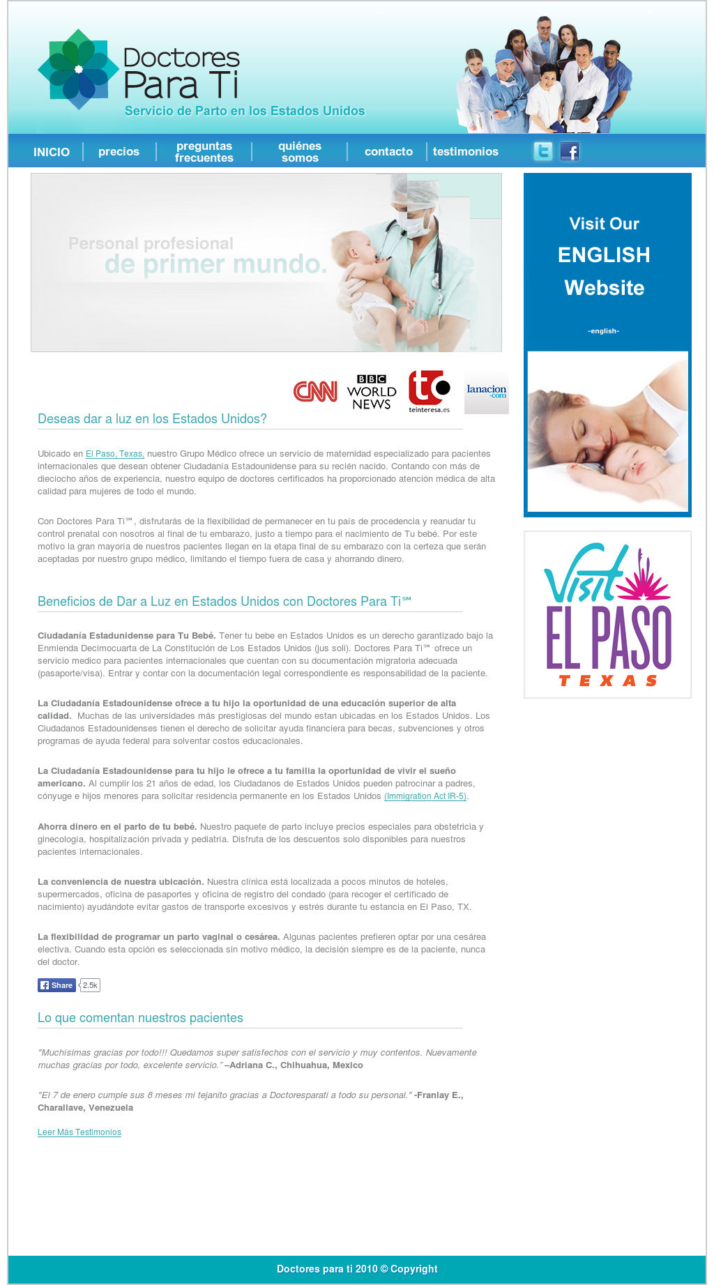 Doctores Para Ti Competitors, Revenue and Employees - Owler Company ...