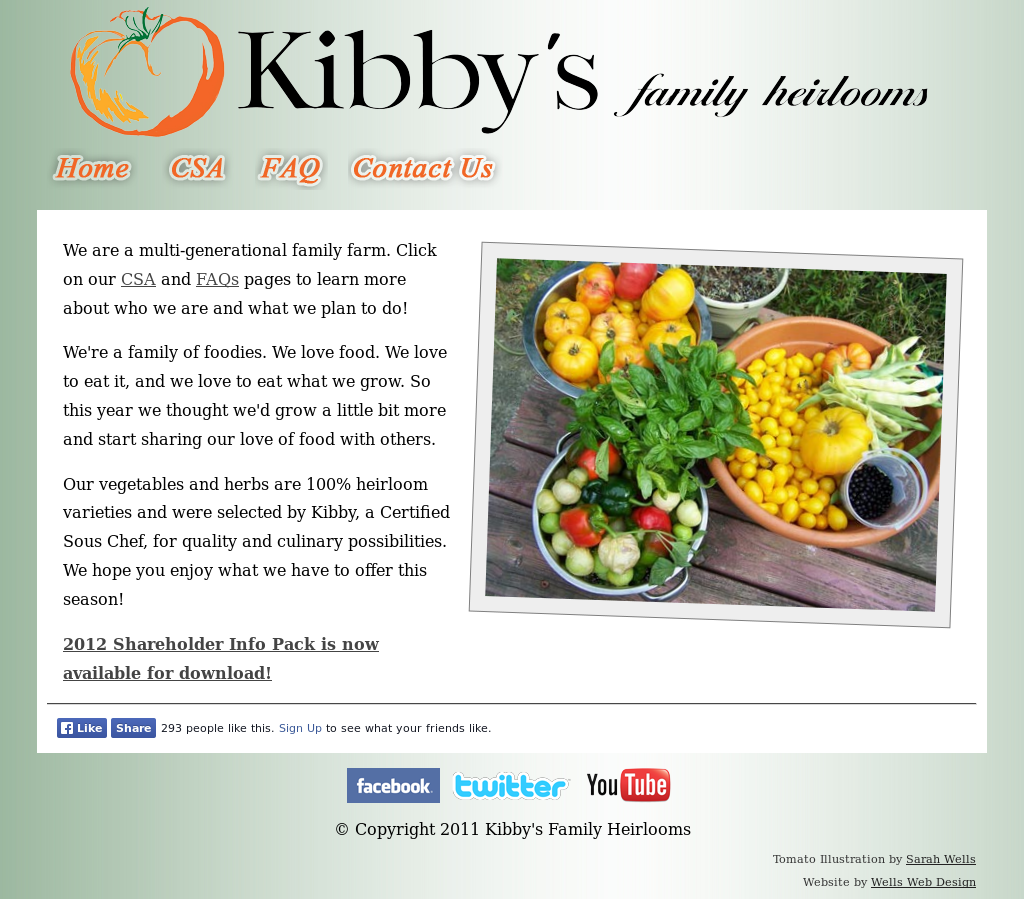 Kibby's Family Heirlooms Competitors, Revenue and Employees