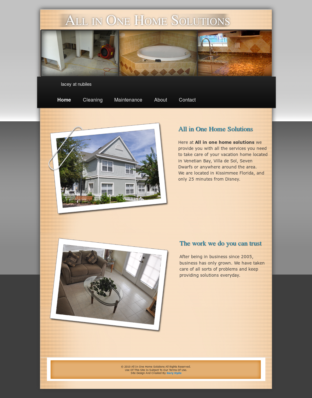 All In One Home Solutions Compeors Revenue And Employees Owler Company Profile