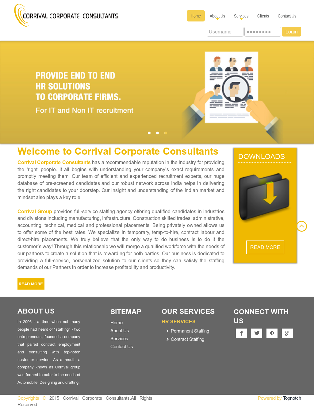 Corrival Corporate Consultants Competitors, Revenue and Employees ...