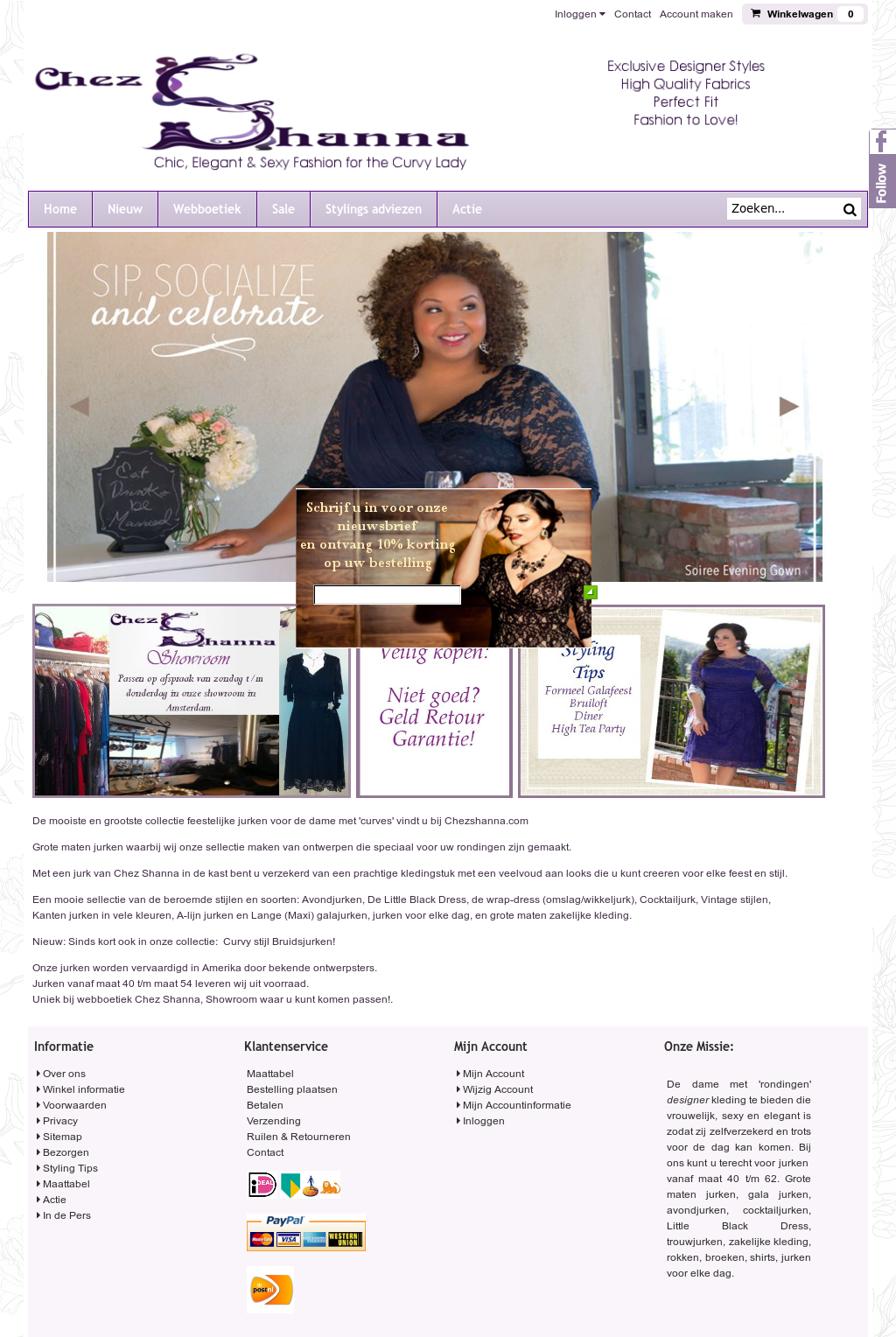 Design Avondjurken.Chez Shanna Competitors Revenue And Employees Owler Company Profile