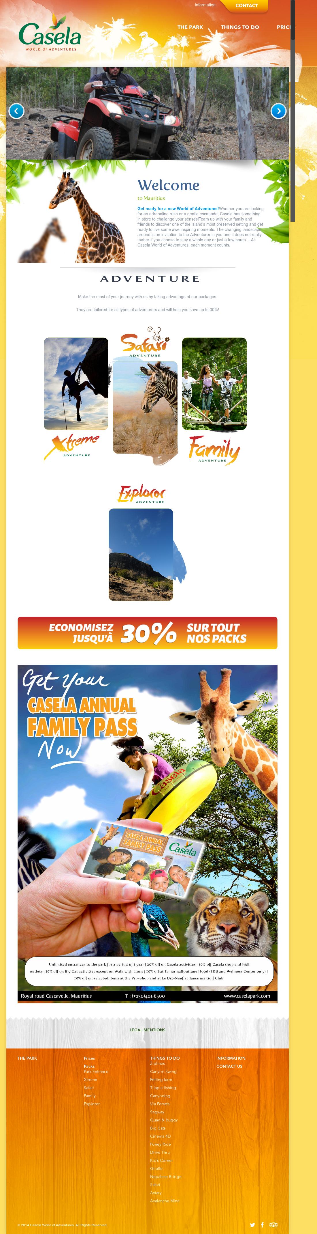 casela promotion 2016