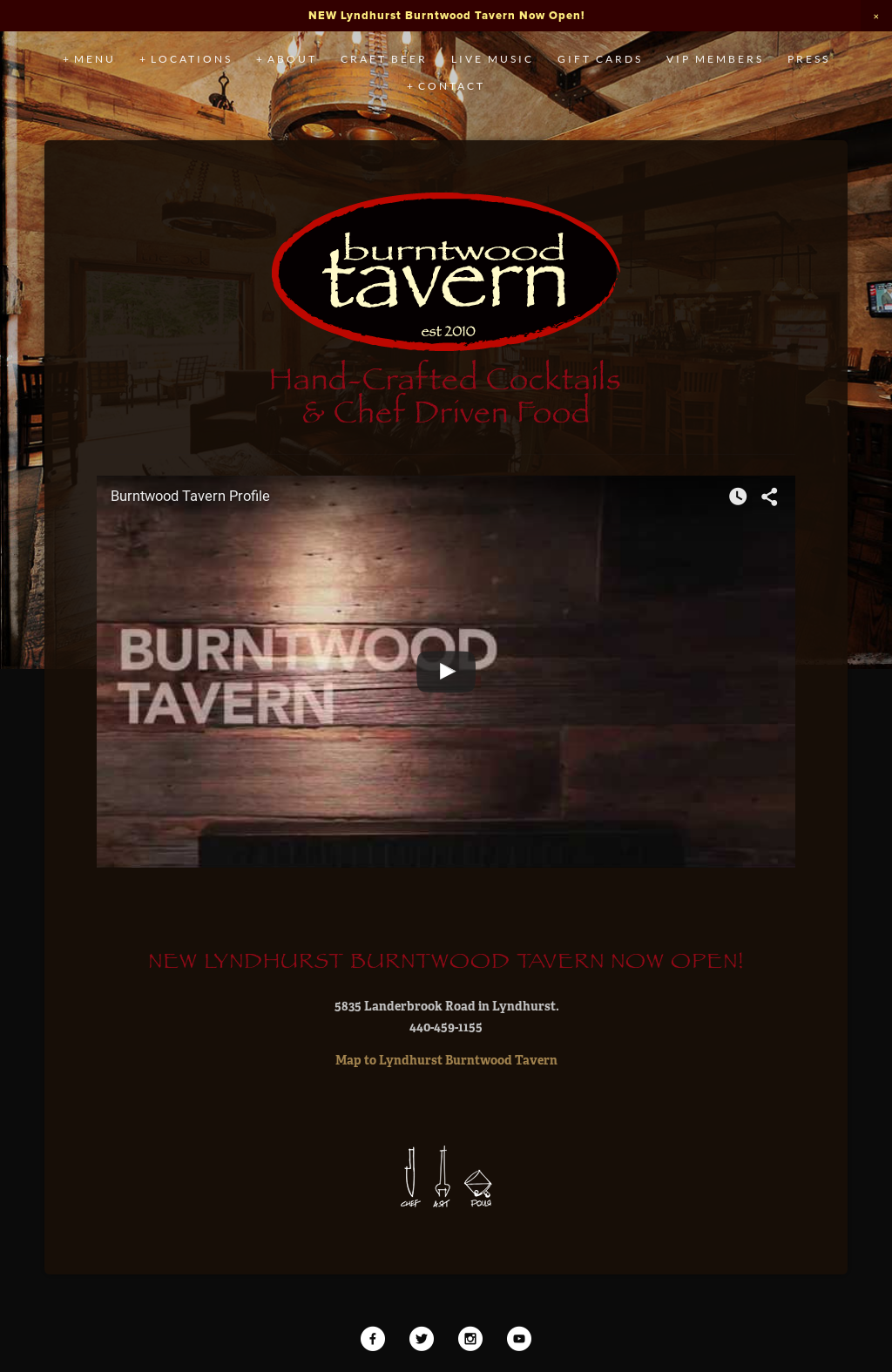 Burntwood Tavern Competitors Revenue And Employees