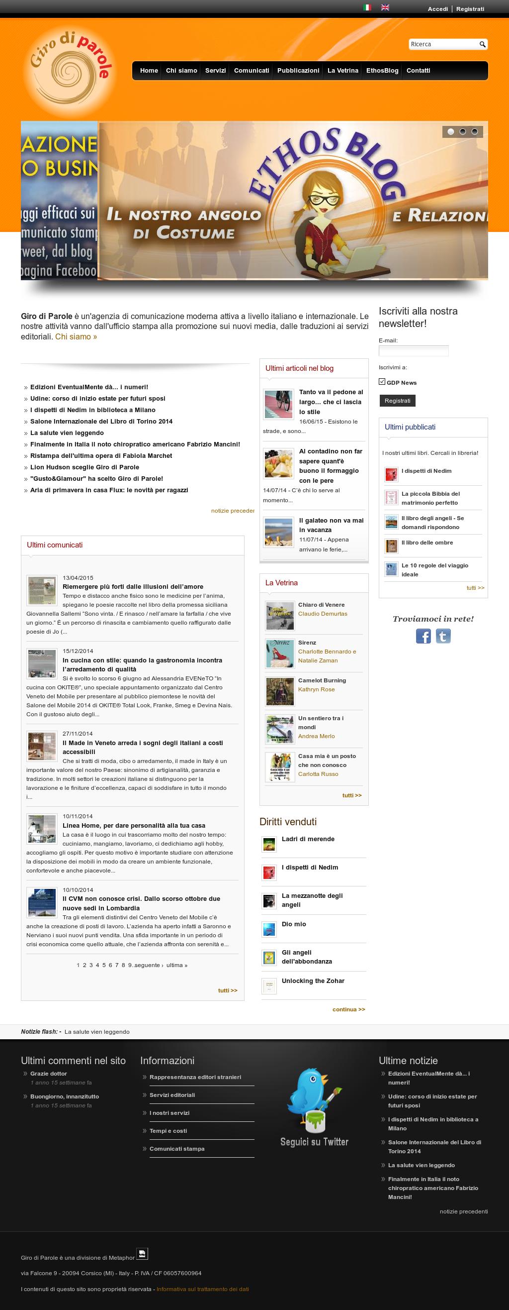 Giro Di Parole Metaphor Competitors, Revenue and Employees ...