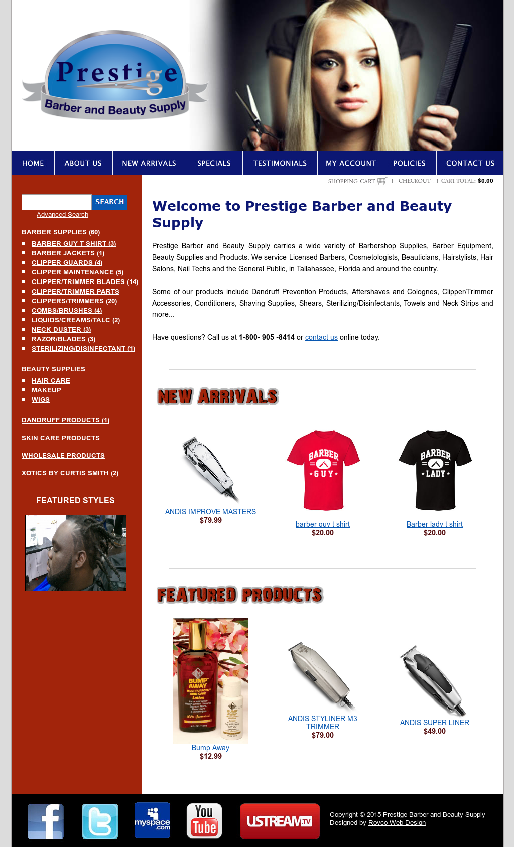 Prestige Barber And Beauty Supply Competitors, Revenue and Employees - Owler Company Profile