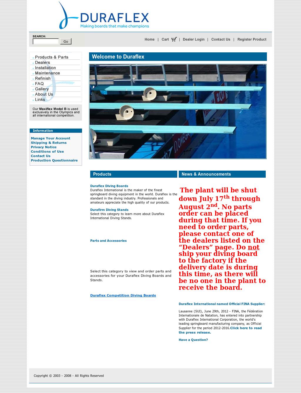 Duraflexinternational Competitors, Revenue and Employees - Owler