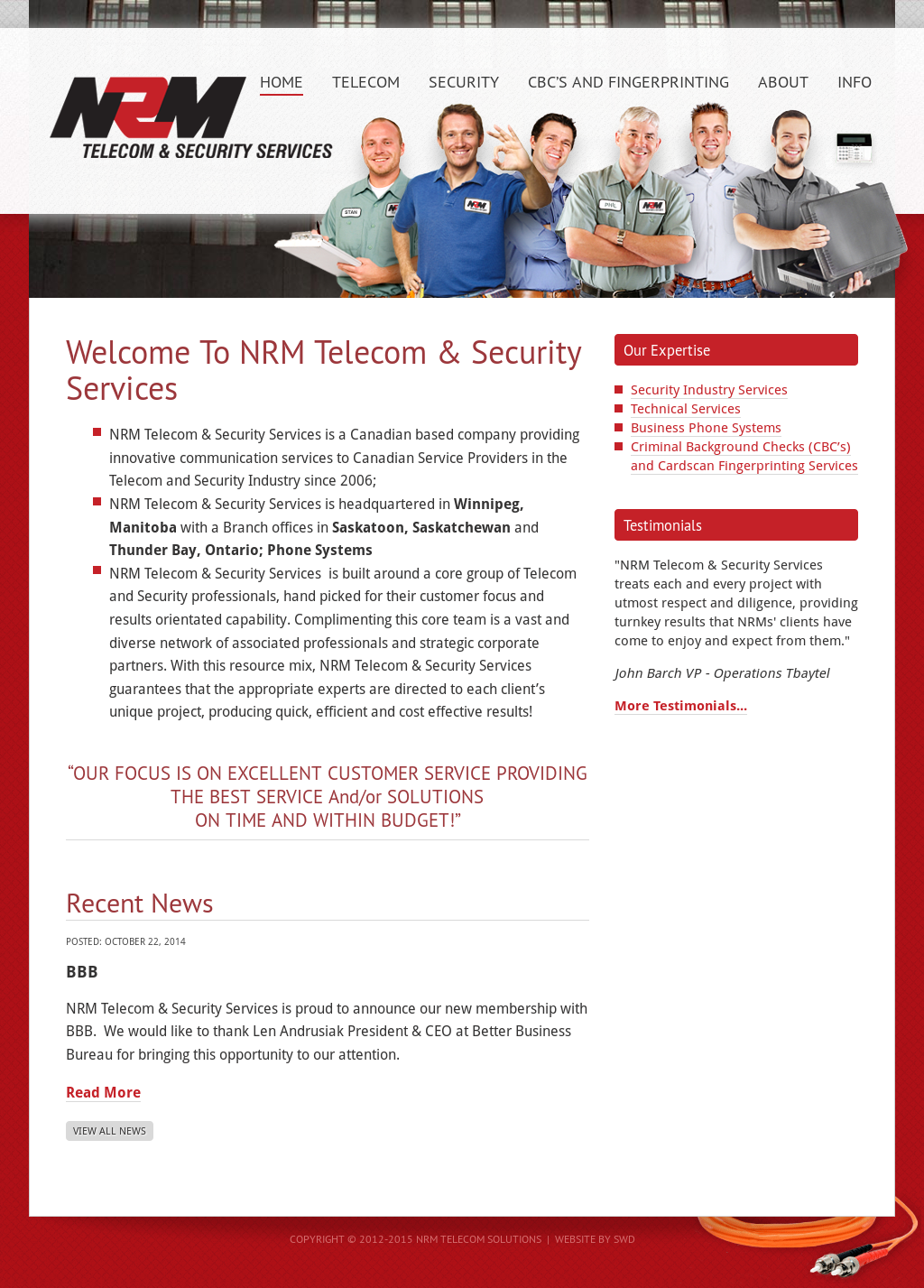 Nrm Telecom Solutions Competitors, Revenue and Employees