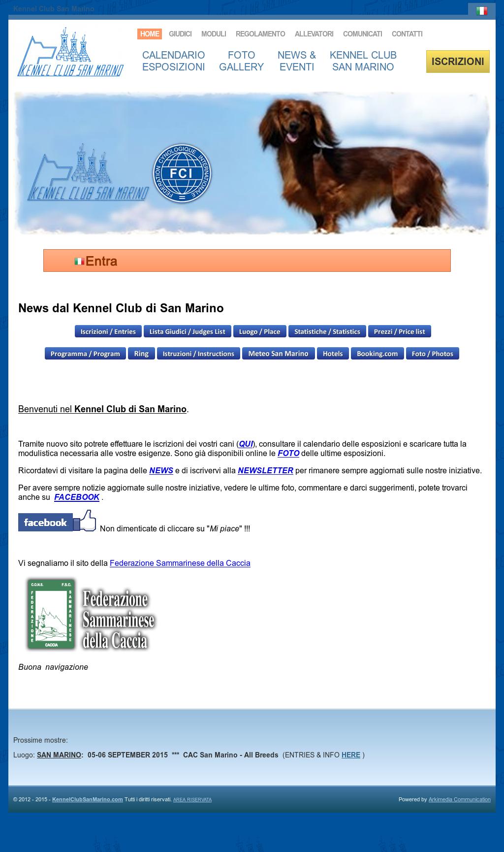Expocani Calendario.Kennel Club San Marino Competitors Revenue And Employees