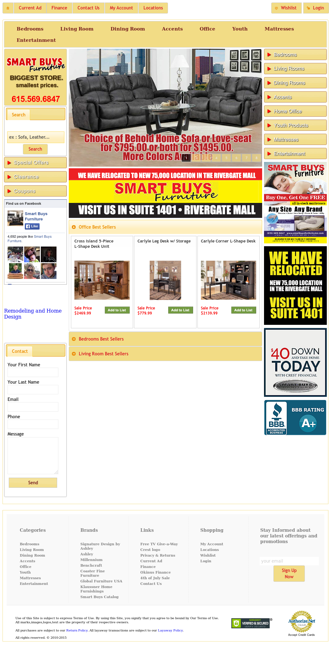 Smart Buys Furniture Competitors, Revenue And Employees   Owler Company  Profile