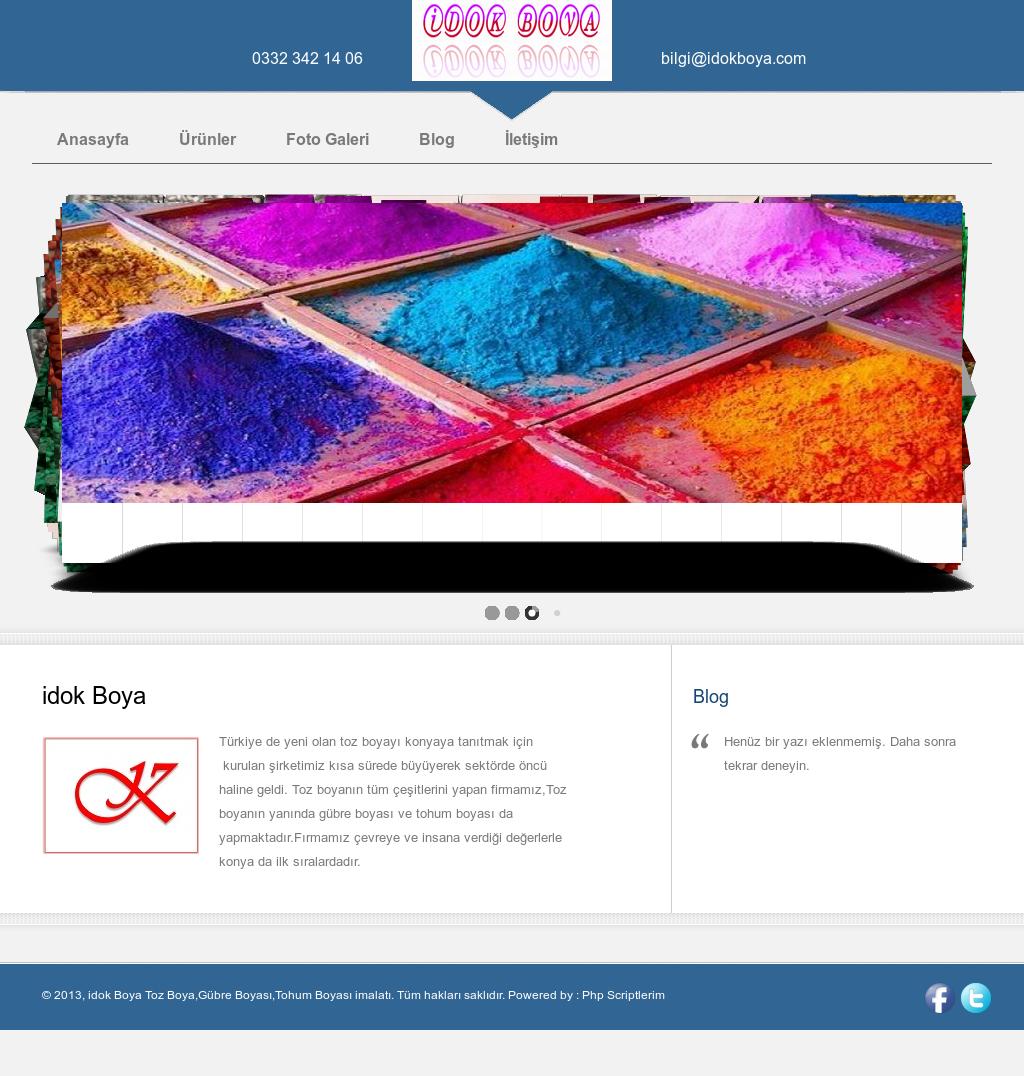 Idok Boya Competitors Revenue And Employees Owler Company Profile