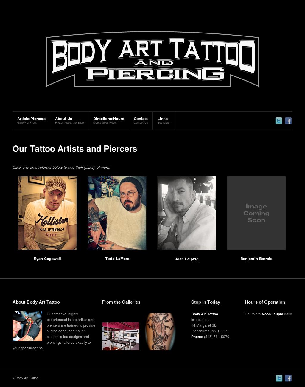 Bodyartny Competitors Revenue And Employees Owler Company Profile