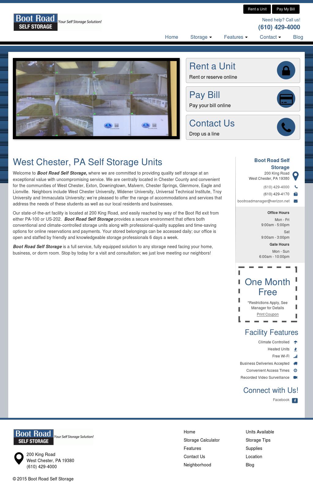 Self Storage Near West Chester Pa Dandk Organizer