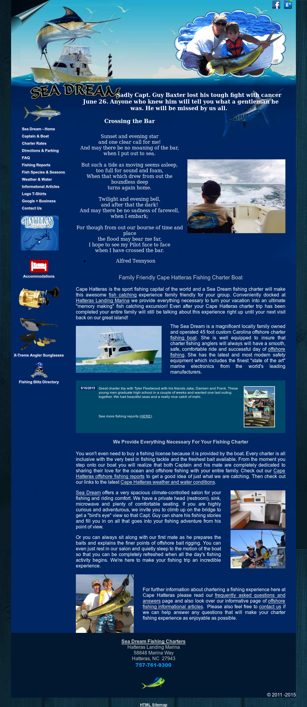Sea Dream Fishing Competitors, Revenue and Employees - Owler Company
