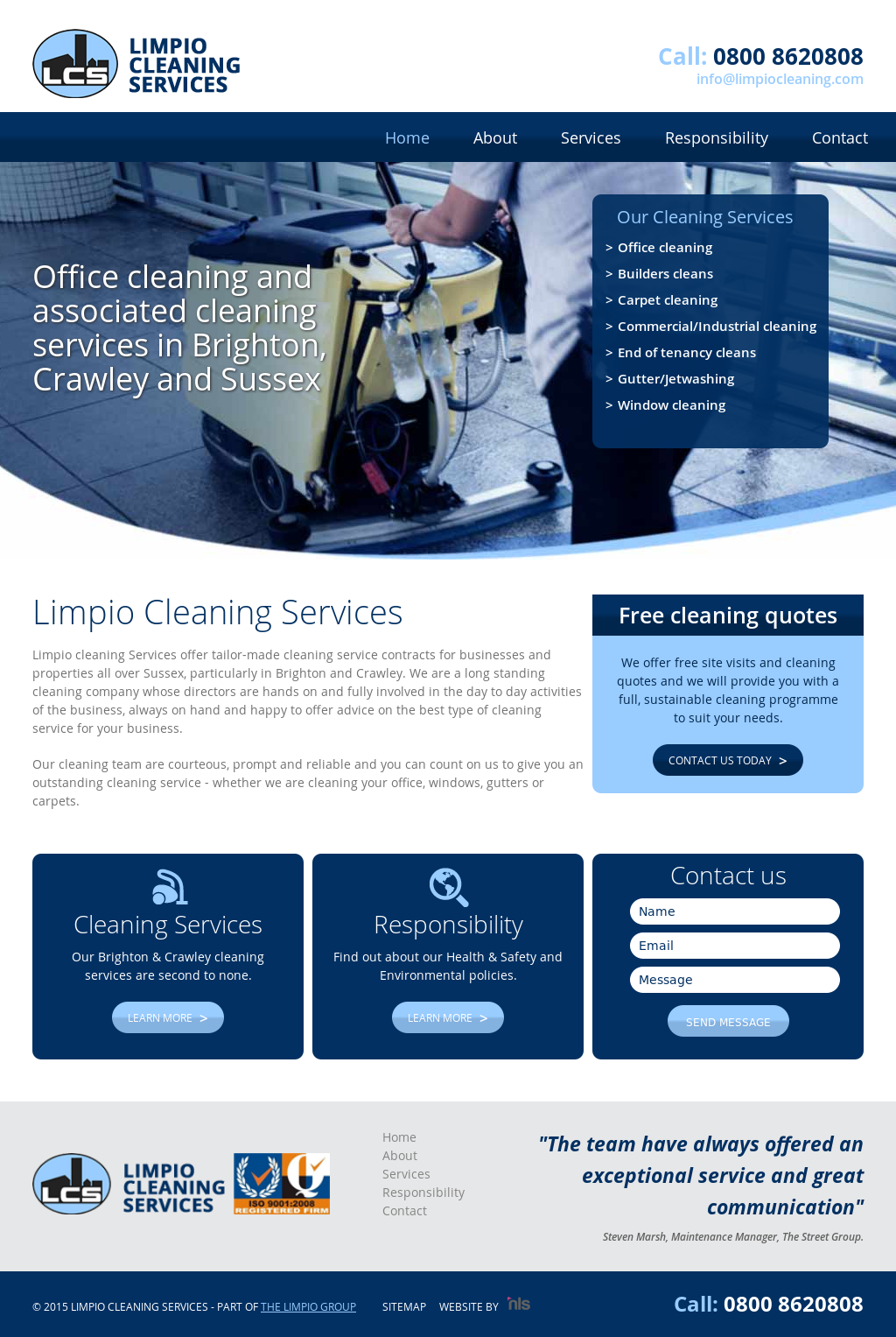 Limpio Cleaning Services Compeors Revenue And Employees Owler Company Profile