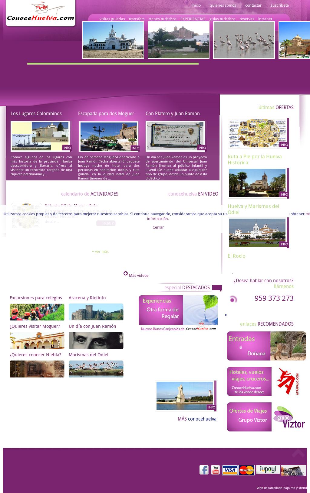 Calendario Atrapalo.Conocehuelva Competitors Revenue And Employees Owler Company Profile