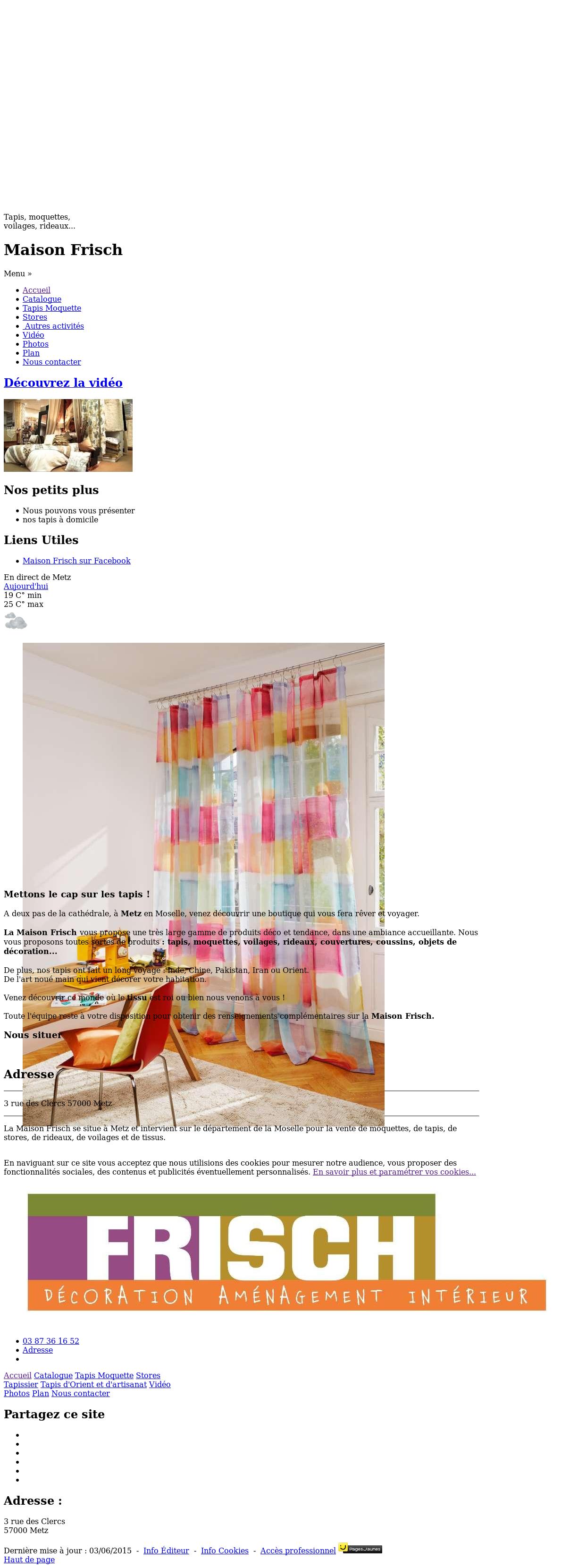 Architecte D Interieur Moselle maison frisch competitors, revenue and employees - owler