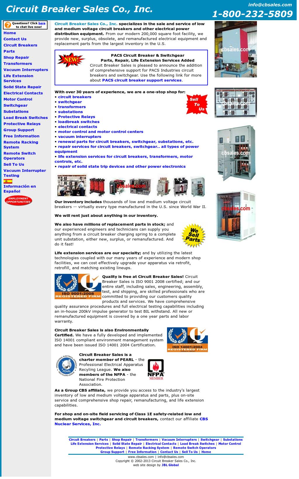 Circuitbreaker Competitors Revenue And Employees Owler Company Circuit Breaker Repair Profile