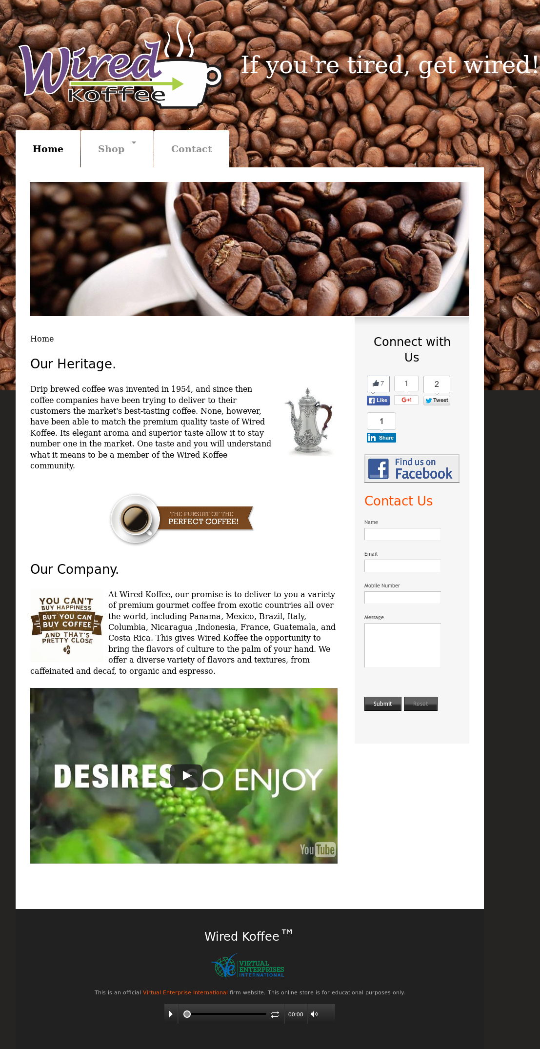 Wired Koffee Competitors, Revenue and Employees - Owler Company Profile