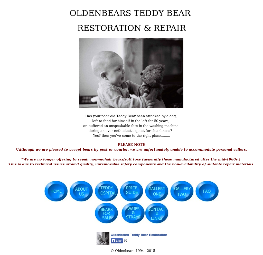 Oldenbears Teddy Bear Restoration Competitors, Revenue and