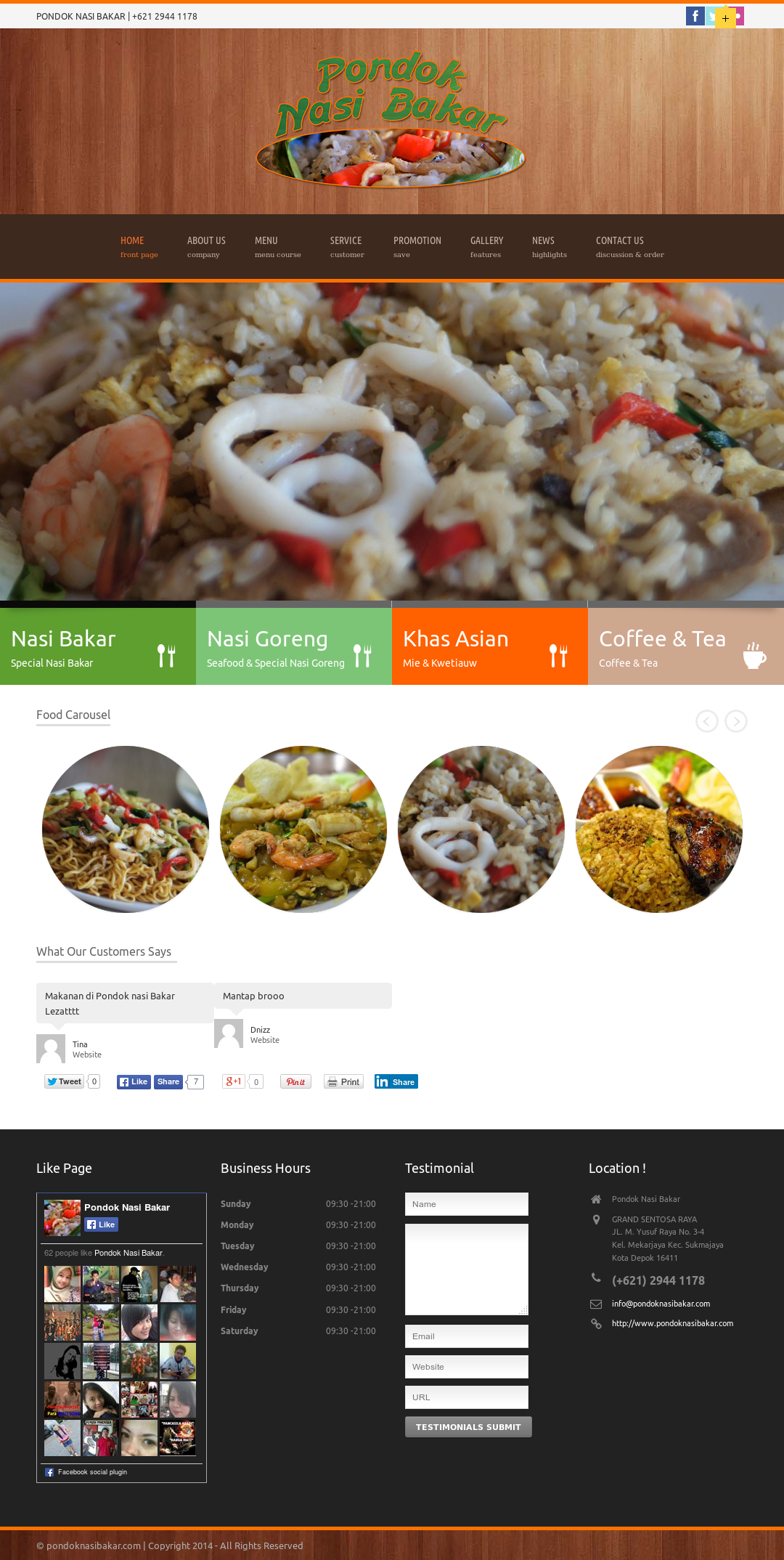 pondok nasi bakar s competitors revenue number of employees funding acquisitions news owler company profile owler