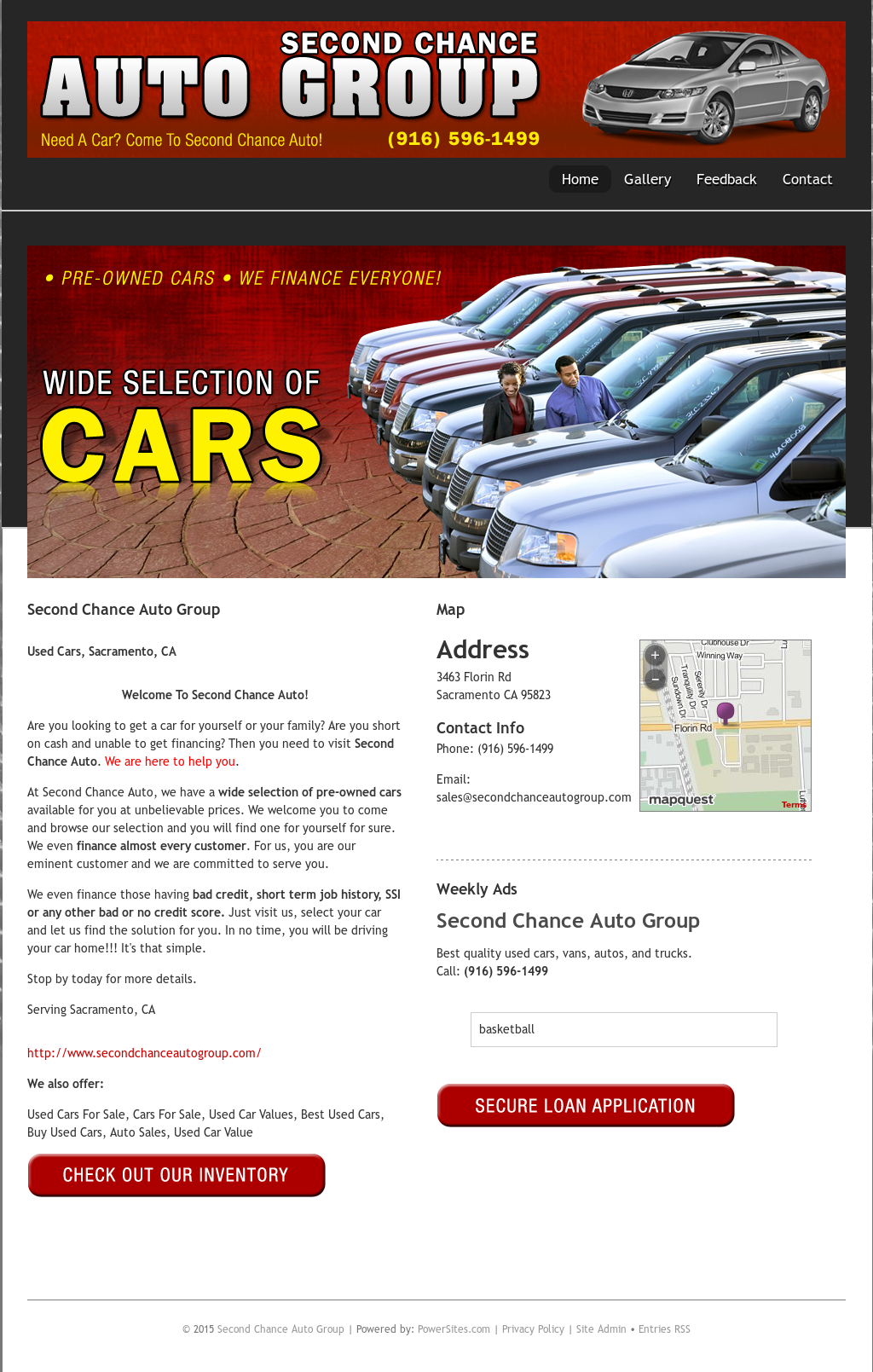Second Chance Auto Group Competitors, Revenue and Employees - Owler Company Profile