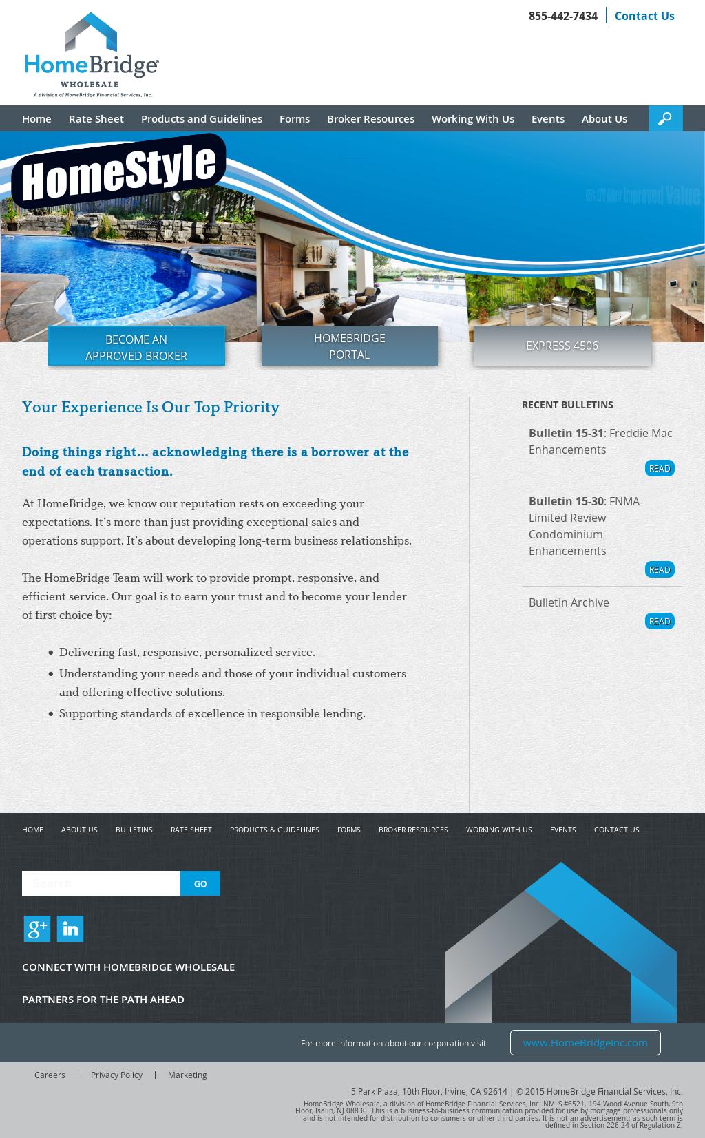 Homebridge Financial Services Competitors, Revenue and