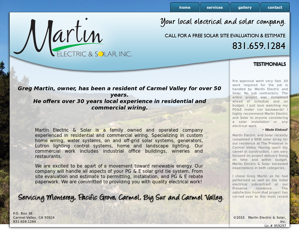 Martin Electric Solar Compeors Revenue And Employees Owler Company Profile