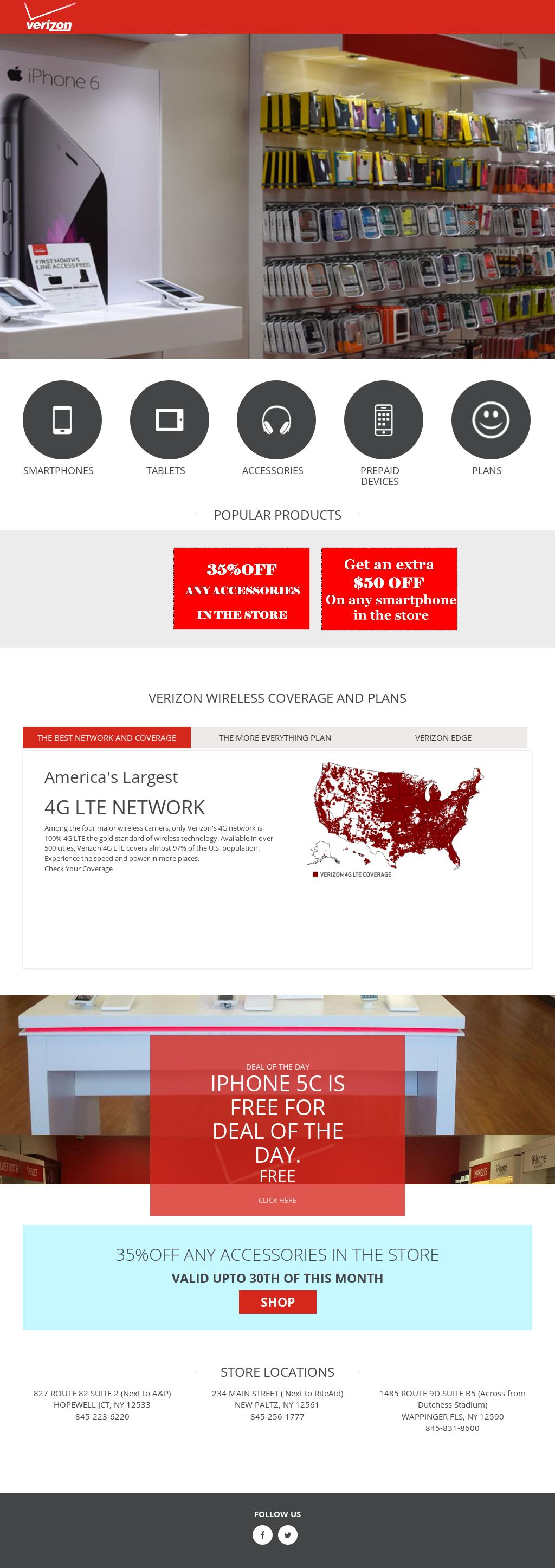 Verizon Wireless - Wireless Icon Competitors, Revenue and
