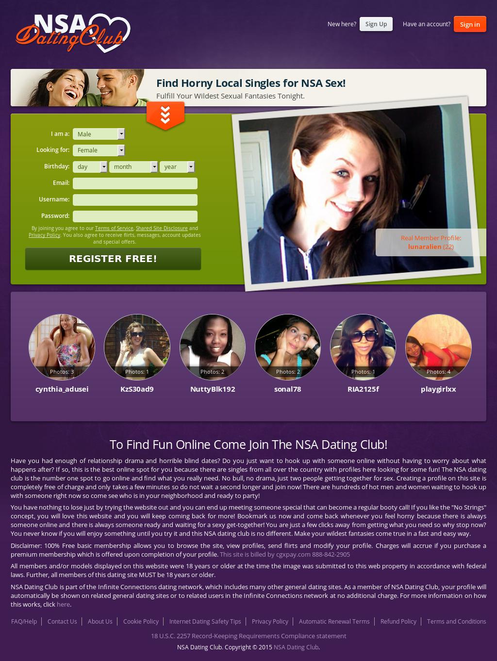 Online Dating vad gör NSA betyder Latin Cupid dejtingsajt