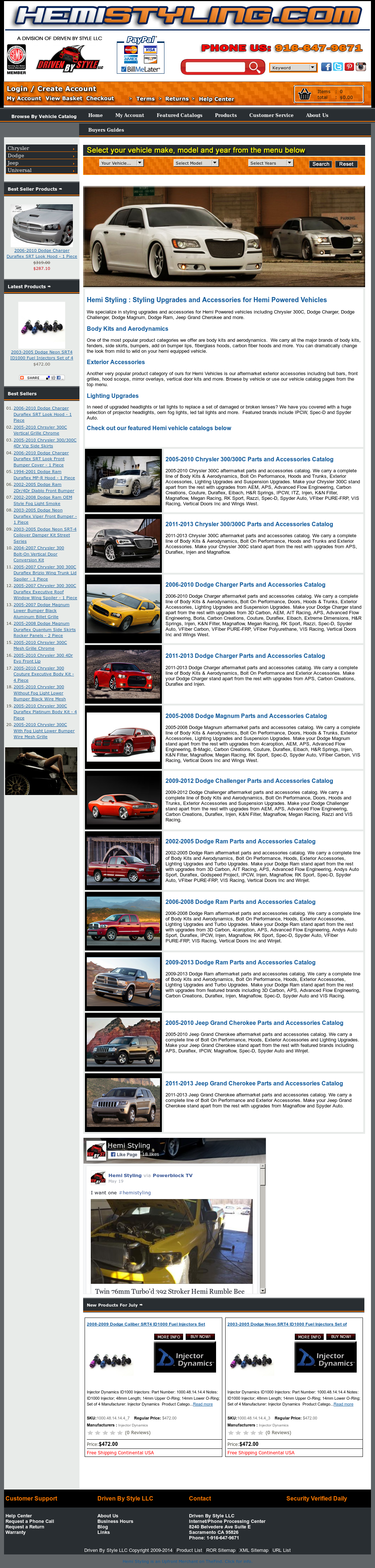 Hemi Styling Competitors, Revenue and Employees - Owler Company Profile
