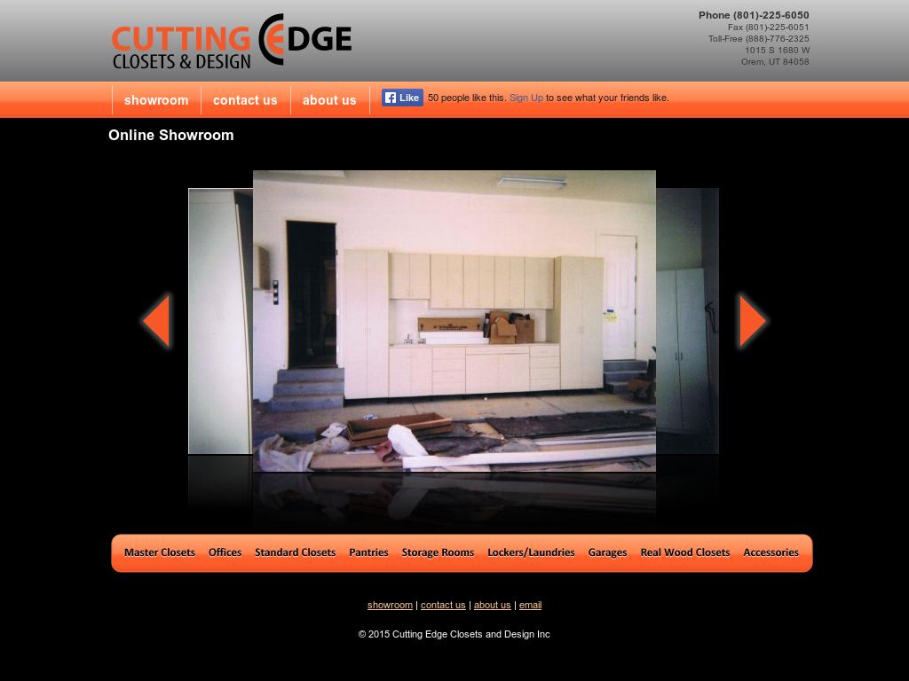 Cutting Edge Closets U0026 Design, A Utah Company Competitors, Revenue And  Employees   Owler Company Profile