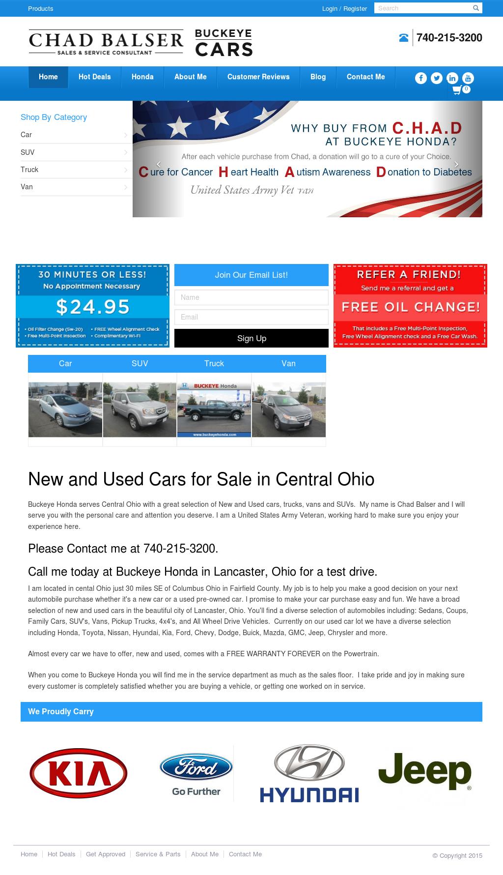 Amazing Buckeye Honda Sales U0026 Service, Chad Balser Competitors, Revenue And  Employees   Owler Company Profile