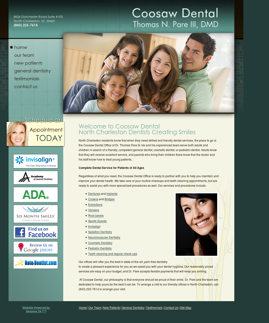 Coosaw Dental Competitors, Revenue and Employees - Owler