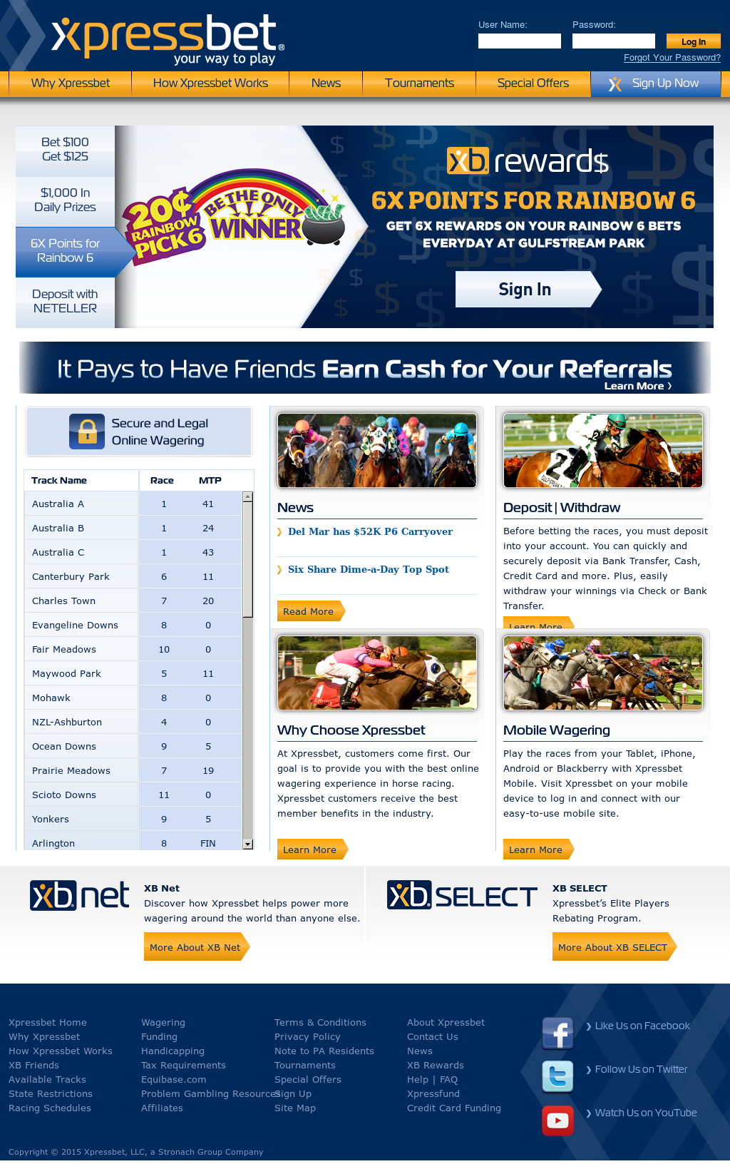 Xpressbet Competitors, Revenue and Employees - Owler Company