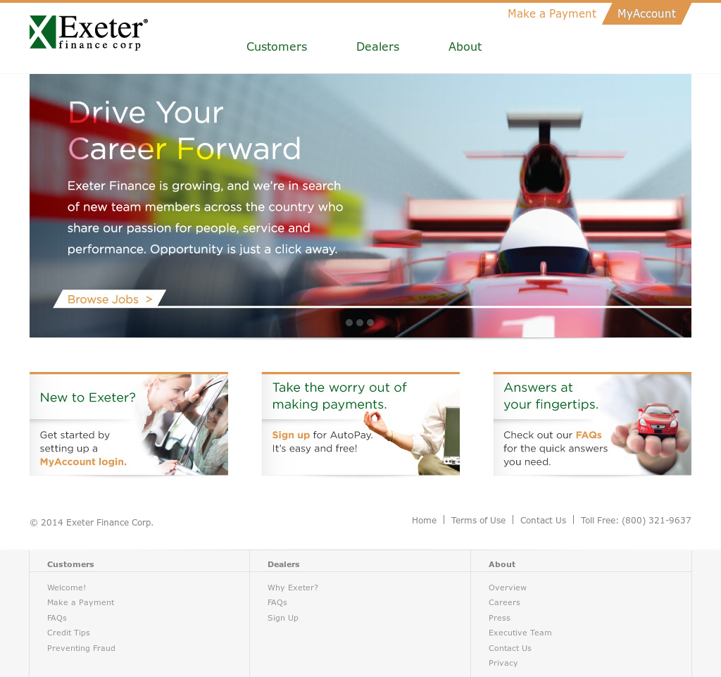 Exeter Finance Corp S Competitors Revenue Number Of Employees Funding Acquisitions News Owler Company Profile