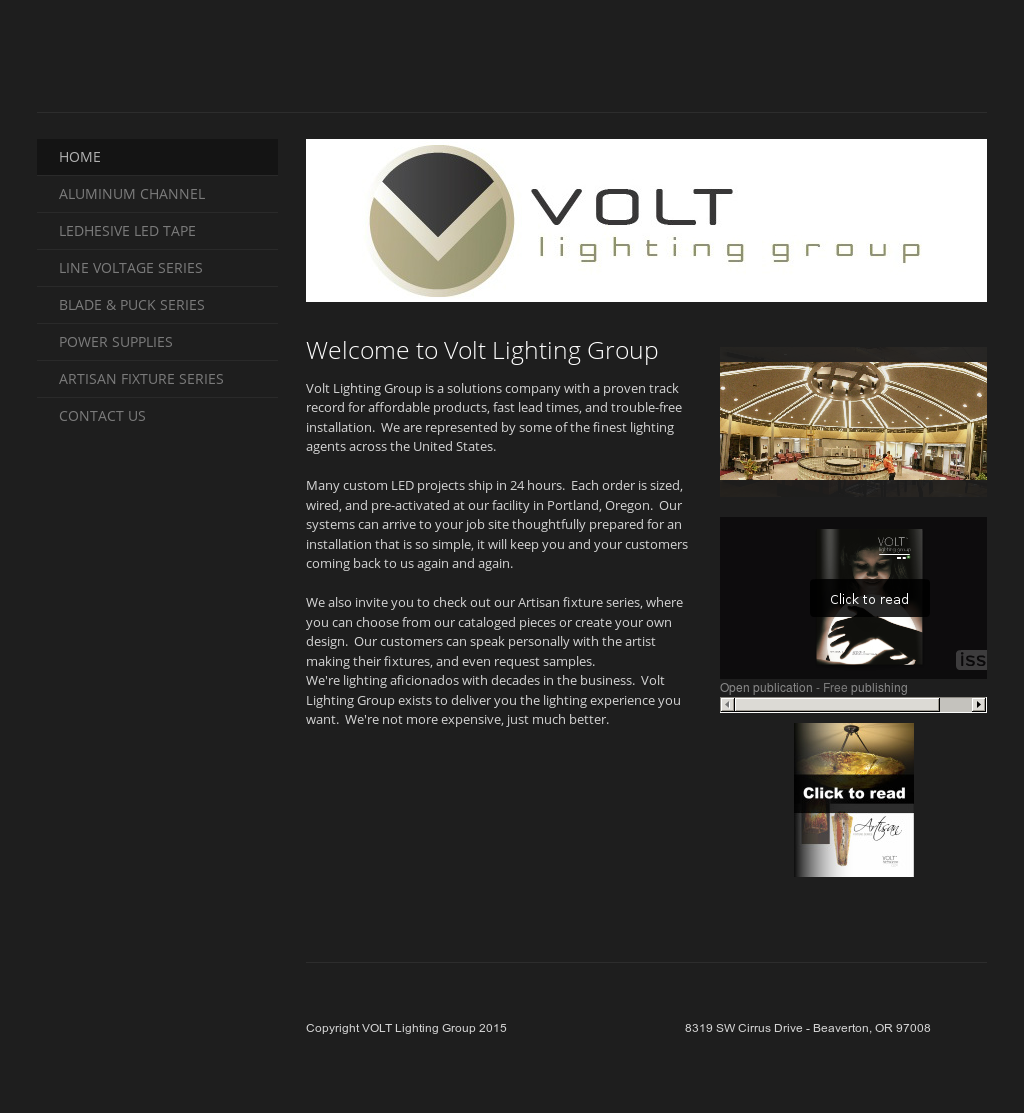 Volt Lighting Group Lighting Ideas