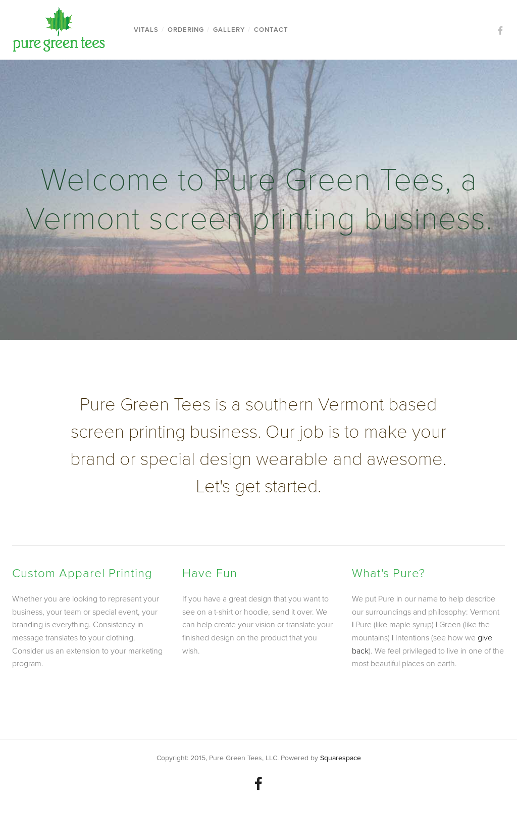 Pure Green Tees Competitors Revenue And Employees Owler Company