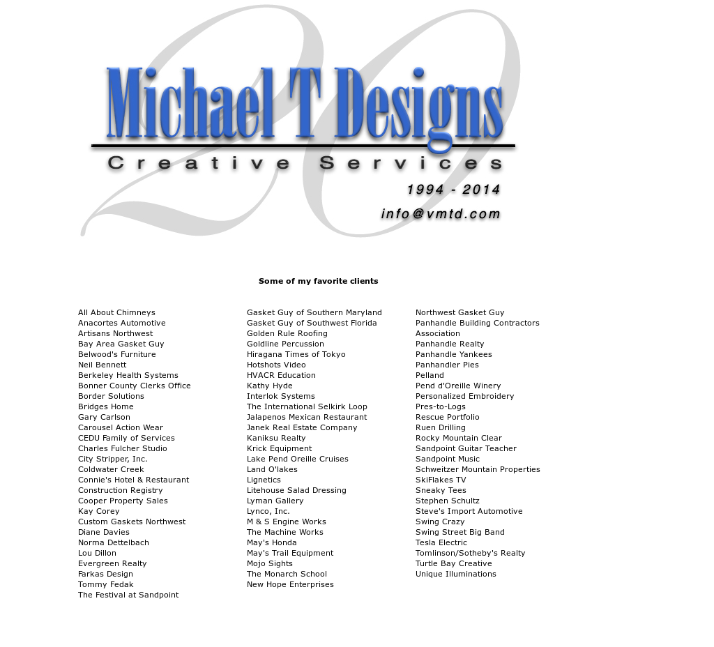 Michael T Designs Competitors, Revenue and Employees - Owler Company
