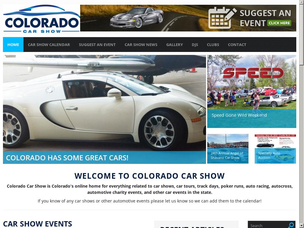Colorado Car Show Competitors Revenue And Employees Owler Company - Colorado car show calendar