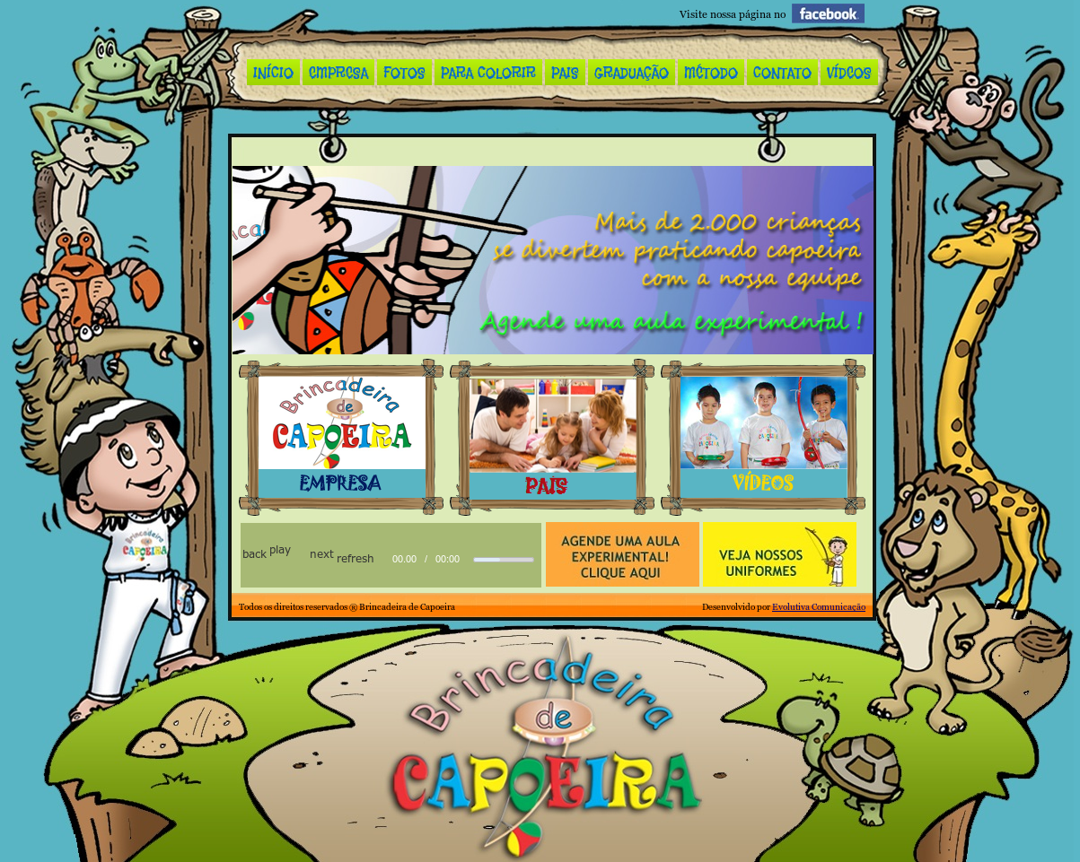 Brincadeira De Capoeira Competitors Revenue And Employees Owler