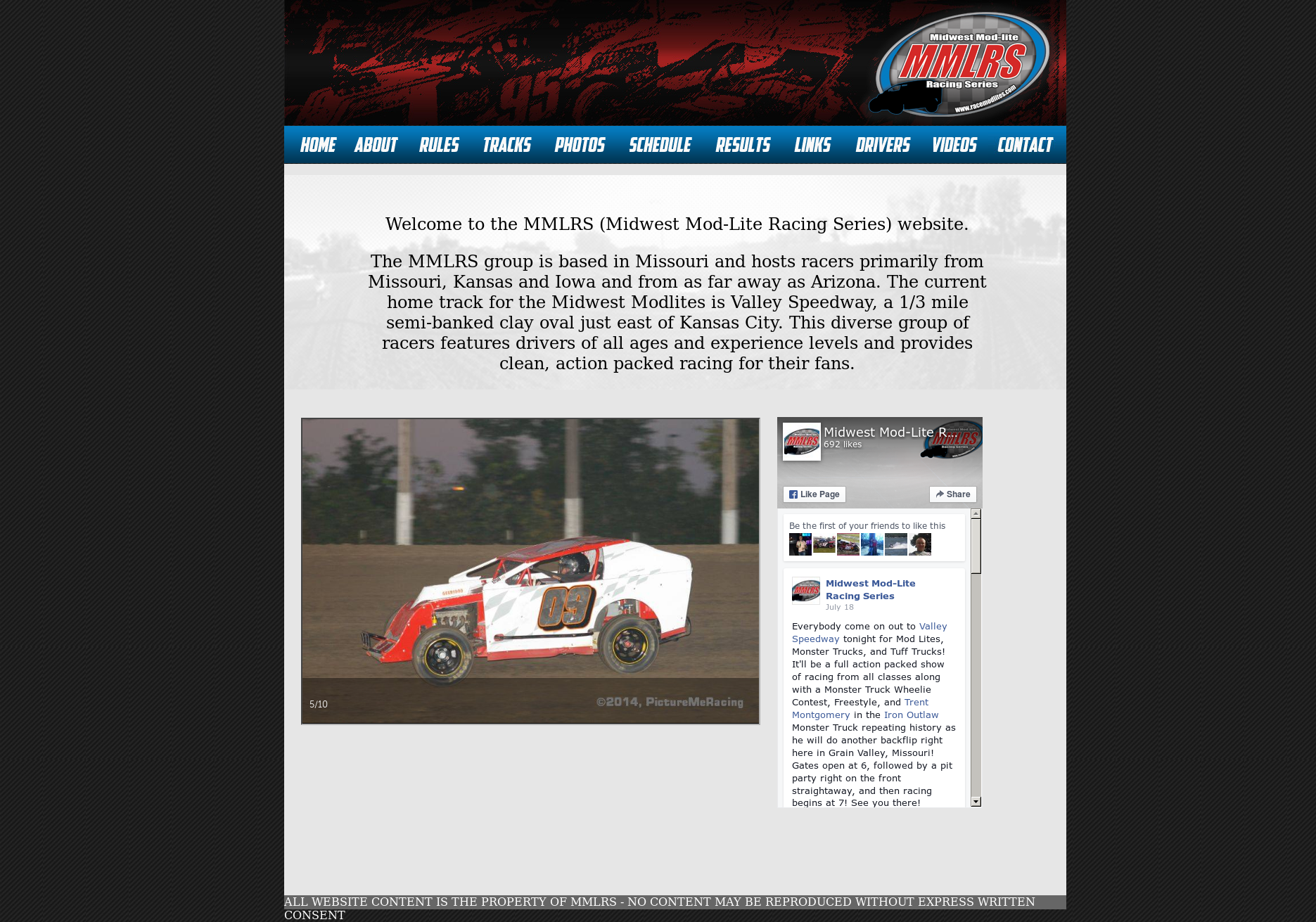 Midwest Mod-lite Racing Series Competitors, Revenue and Employees