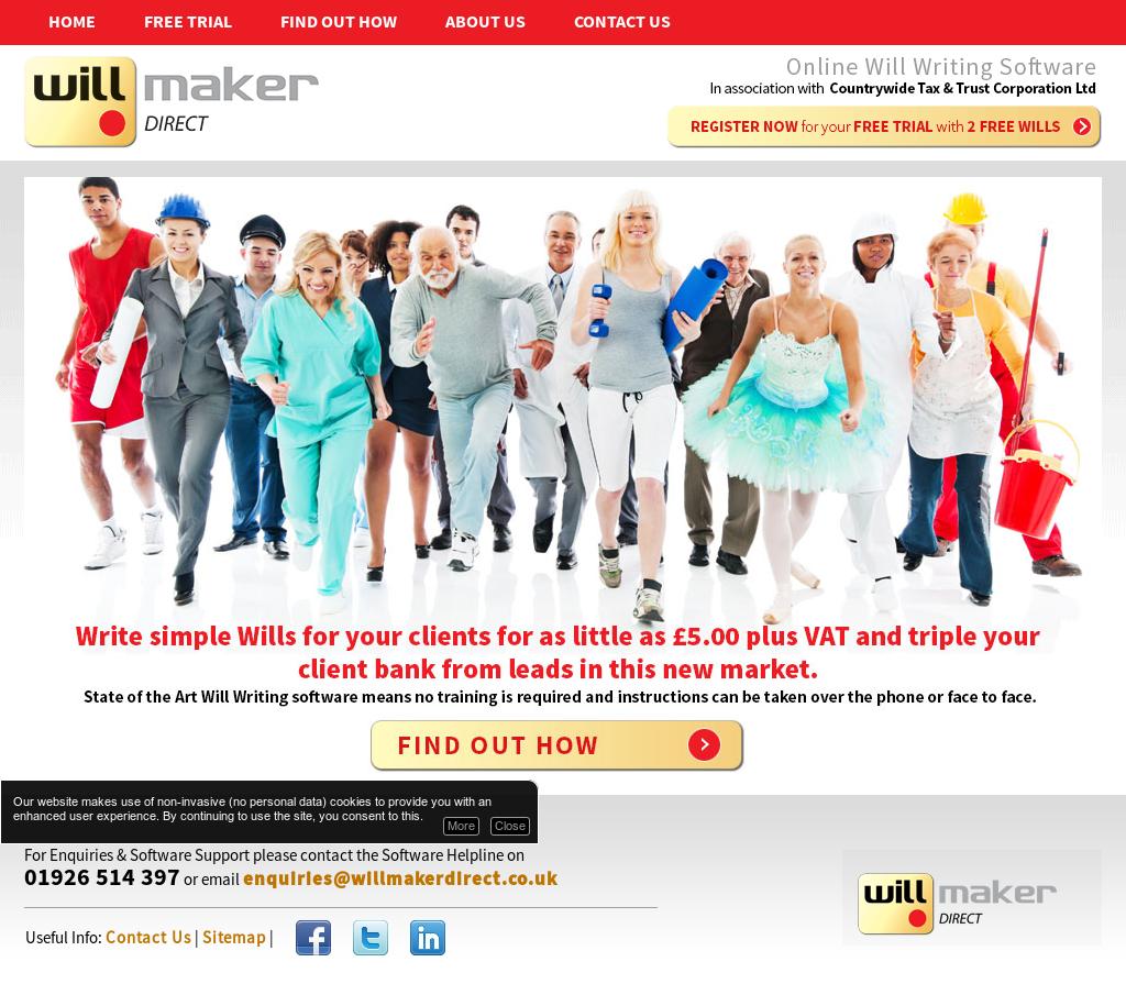 Willmakerdirect Competitors, Revenue and Employees - Owler