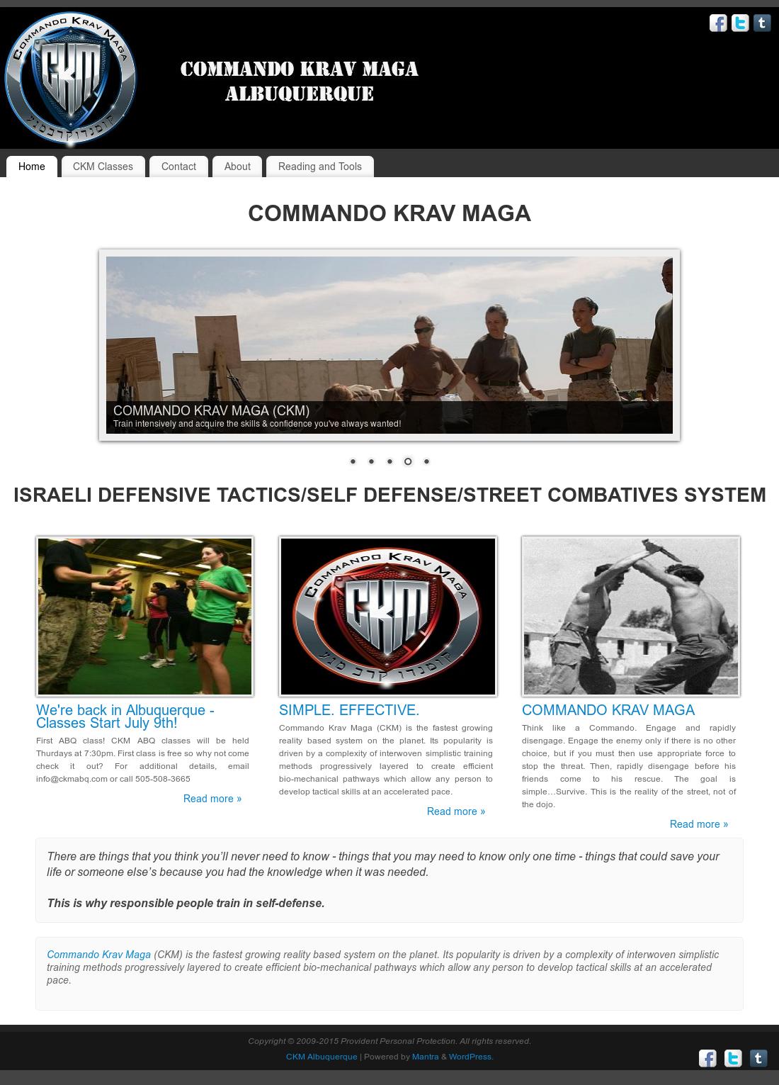 Commando Krav Maga Santa Fe Competitors, Revenue and