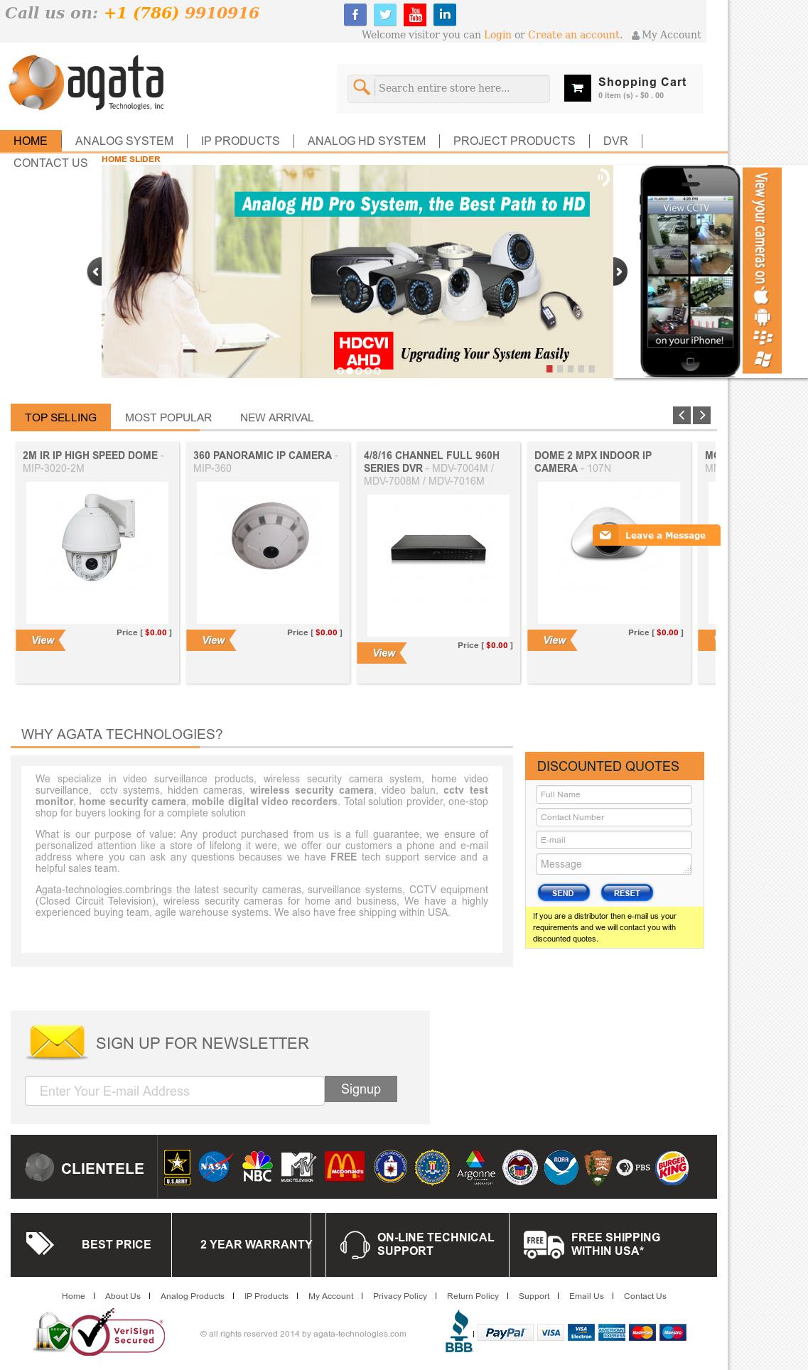 Wireless Security Cameras, Home Security Camera Kits, Agata
